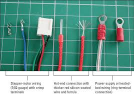 how to wire your reprap 3d printer dummies