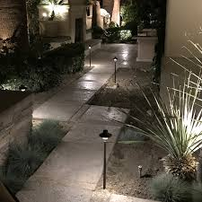 Orbit Landscape Lighting B224 Az Orbit Mini Bronze Path Light Antique Bronze