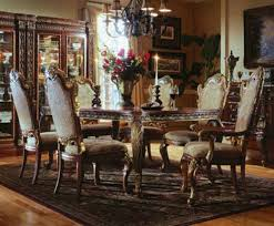 tuscany ii dining room set antique white formal dining sets