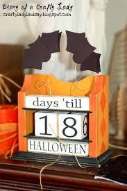 countdown to halloween calendar diary of a crafty lady halloween countdown block calendar