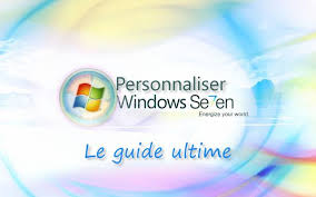 personnaliser bureau windows 7 update ebook personnaliser windows 7 de a à z protuts