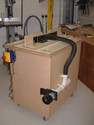 router table dust collection fence based on a trend router table part a trend router ta flickr