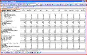 Excel Spreadsheet Example Excel Spreadsheet Template Free Excel Template Jpg Sponsorship