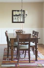 dining room bar furniture wainscoting dining room counter height table and bar stools green