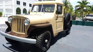 willys jeep truck 1948 willys pickup for sale 1975346 hemmings motor news