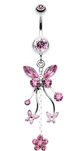 50 best northern belly rings butterfly images on