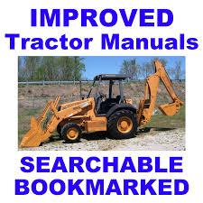 case 580sl 580 super l series 2 backhoe loader parts manual