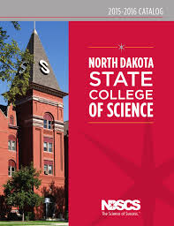 ndscs catalog 2015 16 by north dakota state college of science