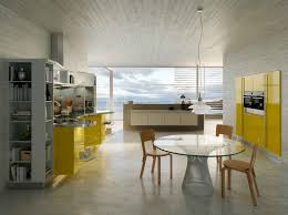 Inspired Kitchen Design Innovative And Inspired Kitchen Design With Snaidero