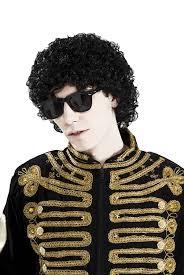 mens halloween wigs amazon com forum novelties men u0027s 80 u0027s to the maxx short pop star