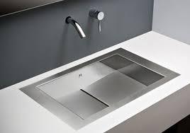 Overmount Bathroom Sink Download Stainless Steel Bathroom Sinks Gen4congress Com