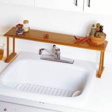 kitchen sink and counter no counter space solutions for a clean and clutter free kitchen