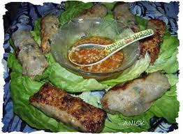 cuisine chinoise nems recette de nems par anick