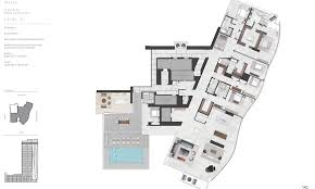 good house plans with elevator 10 waiea grand penthouse level 35