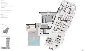 awesome house plans with elevator 3 ttriangle3rdfloorplan jpg