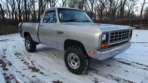 Dodge Ram Wagon - 1982 dodge pickup power ram power wagon for sale in washburn