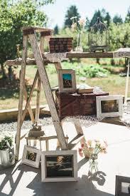 gorgeous antique u0026 vintage finds diy wedding in an apple orchard