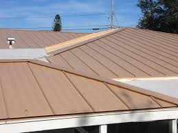 Cost Of A Copper Roof by Benefits Of Metal Roofing Angie U0027s List