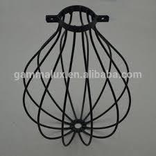 wire light bulb cage vintage antique edison light bulb cage fitting pendant lighting
