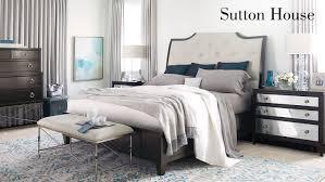 sutton house bedroom items bernhardt