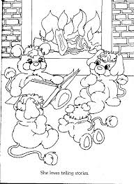 15 Best Crafty 80 S Popples Coloring Images On Pinterest 80 S 80s Coloring Pages
