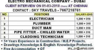 electrical engineering jobs in dubai companies contacts jobs at gulf gulf job walkins 3 25 jobs at gulf gulf jobs