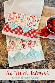 kitchen towel craft ideas 19 colorful handmade gift ideas tea towels free pattern and