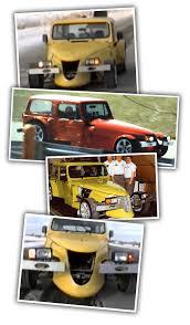 the prowler wrangler mashup called the u0027prangler u0027 was the best car