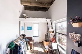 living in a 300 square foot micro studio chicago u0027s smallest