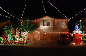 Christmas Decorated Houses 10 Houses In Nevada With Incredible Christmas Decorations