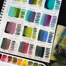 watercolor paint brands u2013 cry the bird