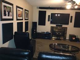 dmans living room projector setup avs forum home theater