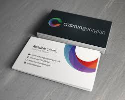 business card business 50 creative corporate business card design exles design
