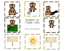 free preschool printables groundhog day theme food pinterest