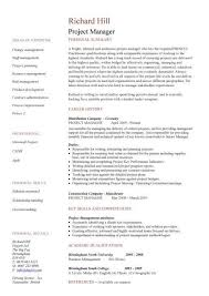 Example Of Project Manager Resume by Best 25 Functional Resume Template Ideas On Pinterest