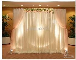 wedding backdrop fabric wedding backdrop inspiration your basic fabric drape we