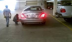 2010 s550 tail lights facelift taillights on pre facelift s550 mbworld org forums