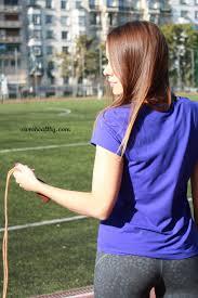corde a sauter en cuir la corde à sauter un exercice complet u2013 vivre healthy