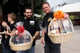 manly gift baskets knott s berry farm west coast bash 2012