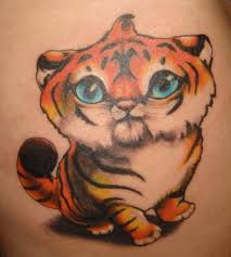 japanese tiger designs meaning for and