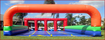 party rentals west palm a party palm west palm bounce house water