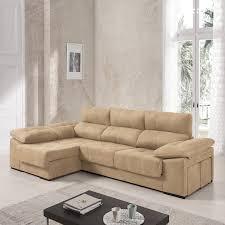 canap beige tissu canapé d angle duna tissu jerez beige sommeil