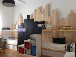 ikea kura hack triple bunk bed mommo design ikea hacks