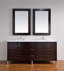 James Martin Bathroom Vanities by James Martin Metropolitan Double 72 Inch Modern Bathroom Vanity