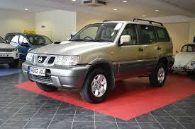 nissan terrano 2002 used nissan terrano 3 0 td sve duchy autos