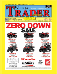 weekly trader june 23 2016 by weekly trader issuu