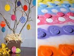 Quirky Easter Decorations by 62 Easy Easter Craft Ideas For Kids Personal Creations Blog