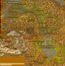 Wow Kalimdor Map Warcraft How To Get To Ironforge Stormwind City From Darnassus