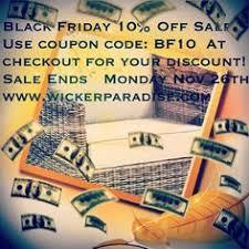retail me not amazon black friday cybermonday wicker deals sectional sofa www wickerparadise com
