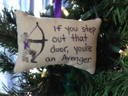 hawkeye if you step out that door you re an avenger